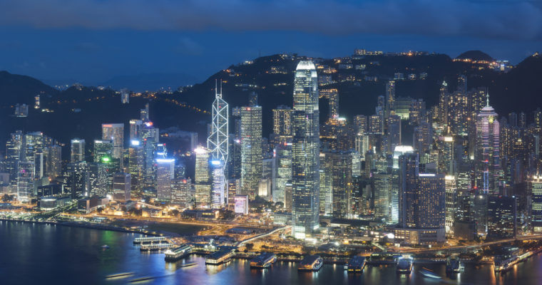Hong Kong corporations are required to report offshore activity