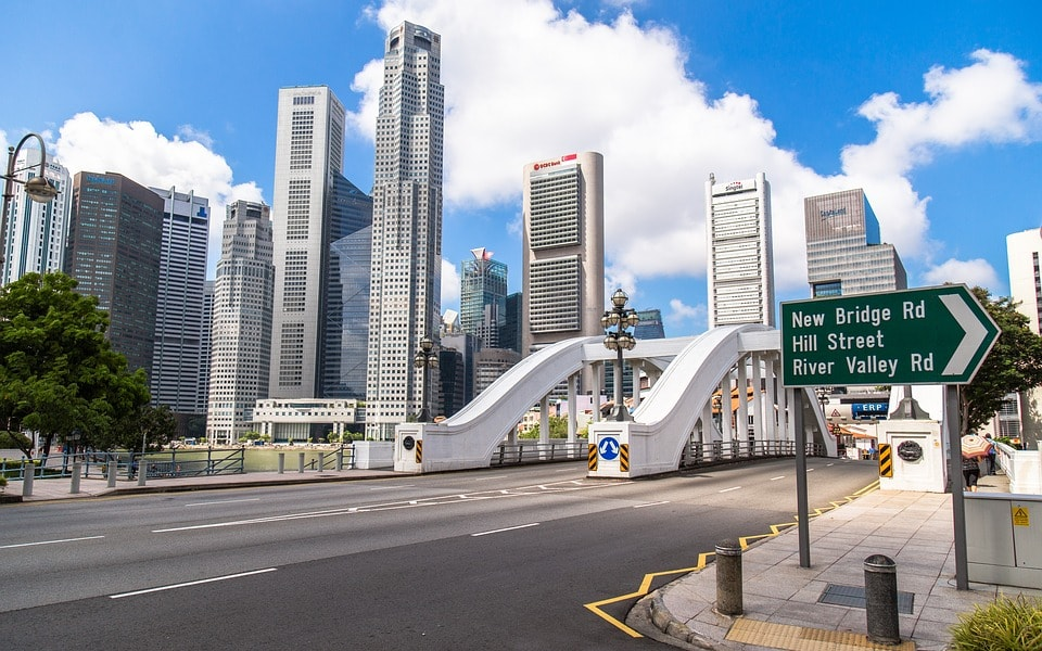 The report on the work of US companies requires in Singapore