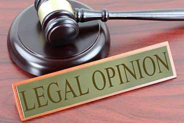 Юридическое заключение