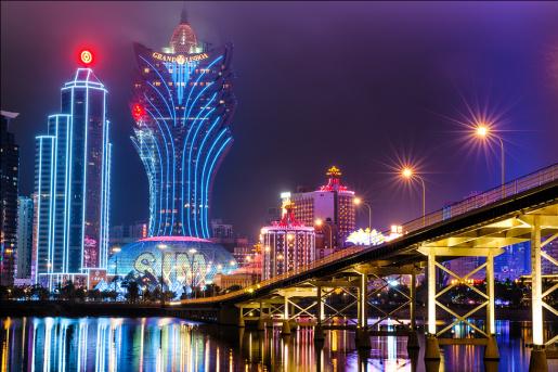 Екатерина Богатова - Макао. Конец века офшоров или новый Гонконг?