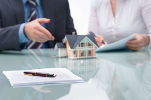 Legal assistance in real estate transactions.