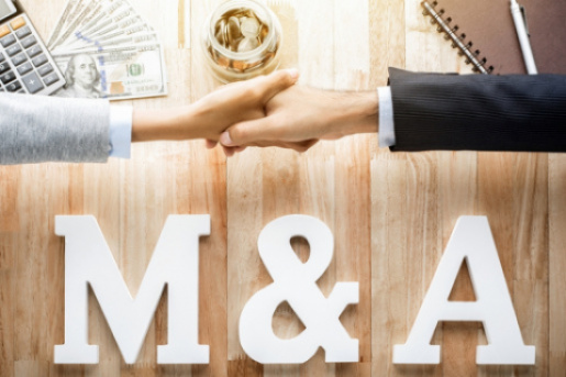 How is the support of M&A transactions?