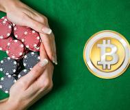 Криптовалюты в казино о.Мэн