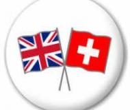 England and Switzerland