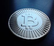 because of bitcoin
