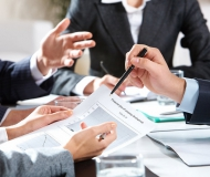 Conducting management accounting