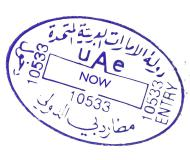 different types of visas in the UAE