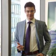 Юрист Александр Шушин.