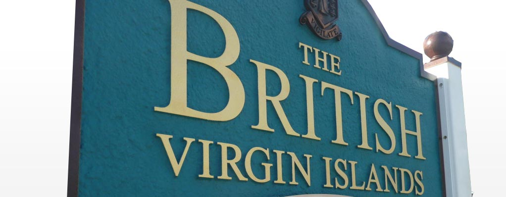 British Virgin Islands - Elaboration of Computer System for Searching of Information about Beneficiar Owners