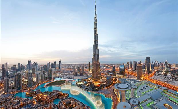 Дубай мировая столица капитала