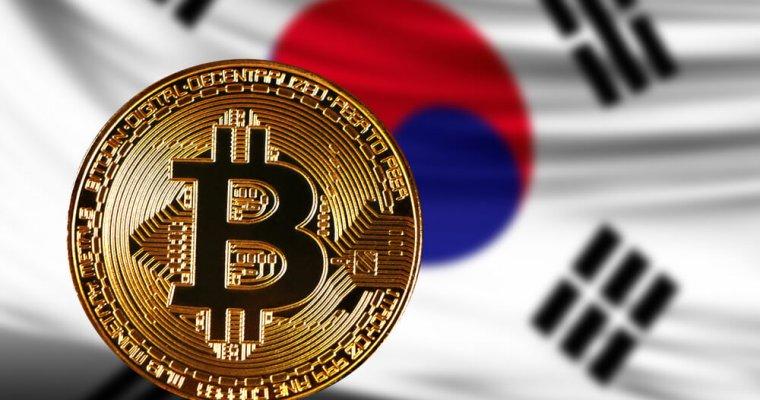 Криптовалюта в Корее