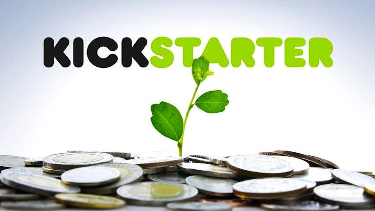 на платформе Kickstarter