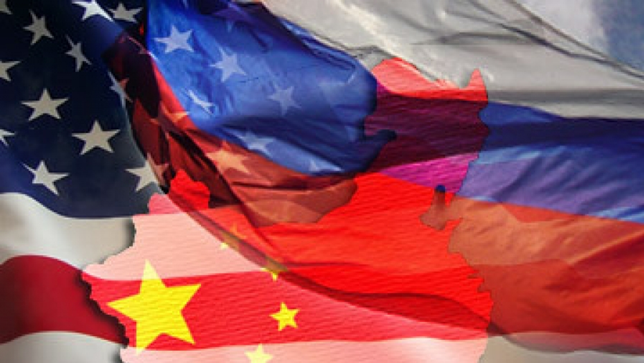 China-Faced sanctions against Russia