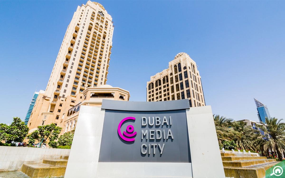 Дубай медиа сити недвижимость в америке дешево